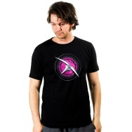 Miditonal Shirt - Stay Techno (Black)