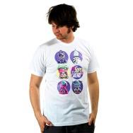 Missill - Bender Shirt (White / be super hero)