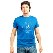 Apparel Music Shirt (Blue)