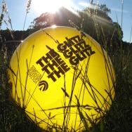 The Glitz - Beachball (Yellow)