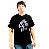 The deep Sound of Vinyl Shirt (Black)