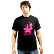Galaktika Star Shirt (Black)