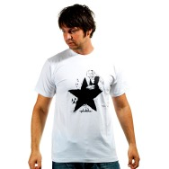 Galaktika Star Shirt (White)