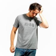 Redshape Present Shirt (Grey / Classic Logo)