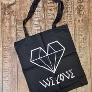 We Love Bpitch Bag (Black)