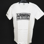 Armin van Buuren / Armin Logo Shirt White Male
