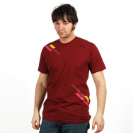 Infine Aufgang Shirt (Bordeaux)