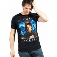 Michael Jackson Retrospective Shirt (Black)