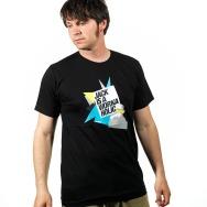Jack is a Workaholic T-Shirt (Black)