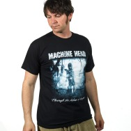 Machine Head Shirt (Black)