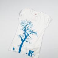 Schaukelbaum Girl Shirt (White)