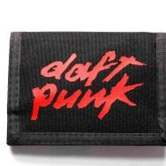 Daft Punk Wallet / Boerse (Black)