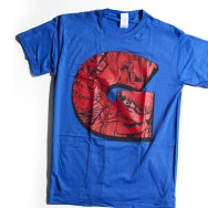 Big Gorillaz T-Shirt (Blue)