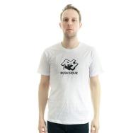 Rush Hour Logo Shirt (White)