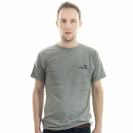 Kanzleramt Logo T-Shirt (Heather Grey)