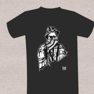 The Skull T-Shirt (Black)