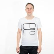 RORA Logo Shirt (White)