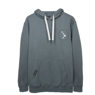 Cocoon Winter Hoodie (Dark Grey Stormy Weather)