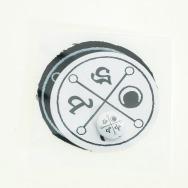 New York Haunted Patch + Pin + Sticker Bundle
