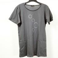 Cocoon Circles T-Shirt (Black)