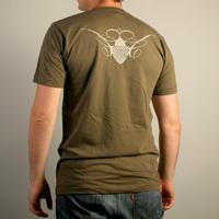 Cocoon Logo Shirt (Army)