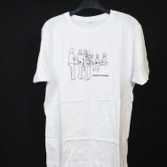 Boards of Canada T-Shirt (Black Logo on White T-Shirt)