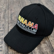 Panama Racing Club Cap (Black)
