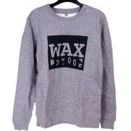 Wax Sweatshirt (Grey)