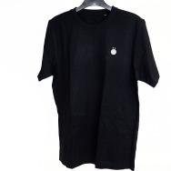 T-Shirt Koelsch Eyes (White Logo on Black)