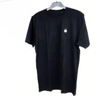 T-Shirt Koelsch (White Logo on Black)