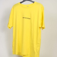 Meetsysteem Shirt (Yellow)
