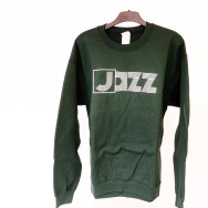 Jazz Sweater - Dark Forest (Green)