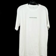 Meetsysteem Lyrics T-Shirt (White)