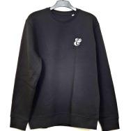 Eskimo Sweat-Shirt (Black)