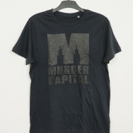 Murder Capital Stealth T-Shirt (Blue)