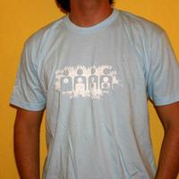 Clone Logo Stamp Light Blue