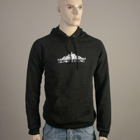 Compost Black Label Hooded Sweater (Black)