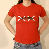 Datagirl Bone Shirt (Red)