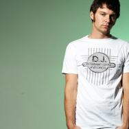 DJ International Shirt (White)