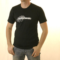 Euphonic T-Shirt black