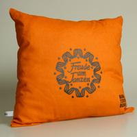 Kissen FAT (Orange)