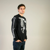Skeletux Deluxe Shirt (black)