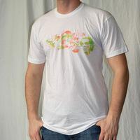 Christopher Willits Logoshirt (White)