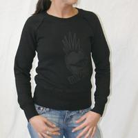 Datagirl Sweatshirt (Black)