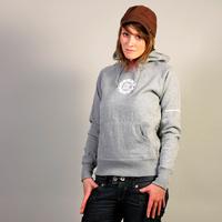 FAT Hooded Girl Sweater (Grey)
