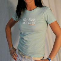 Girl Frickelsound Shirt (light green)