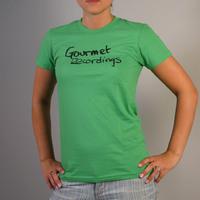 Gourmet Recordings Girlshirt (Grass)