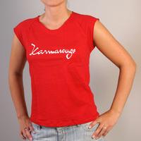Karmarouge Girlshirt (Red)