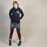 Musik Krause Hooded Girl Jacket (Navy)