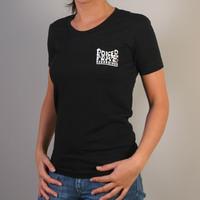 Pokerflat 2007 Girlshirt (Black)